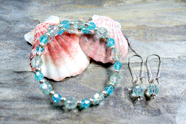 "Fun jewelry set ""Summer Vibes "" - Bujog"