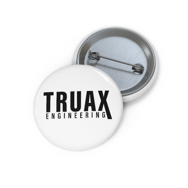 Custom Pin Buttons Truax - Bujog