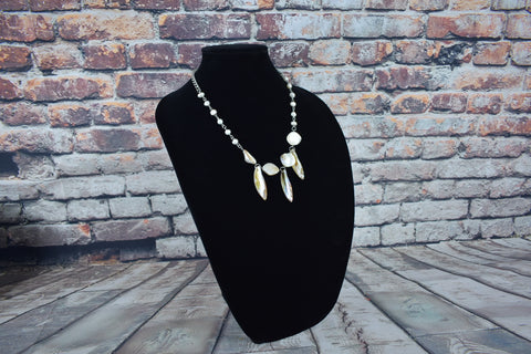 Pearl and shells jewelry - Bujog