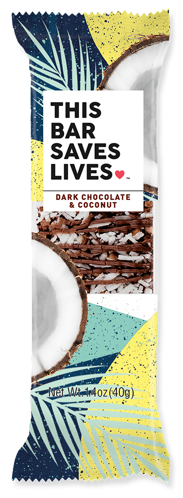 Dark Chocolate & Coconut - TBSL