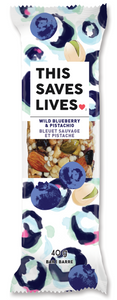 Wild Blueberry Pistachio 72 ct. (Canada)
