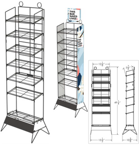 Floor Wire Rack - TBSL