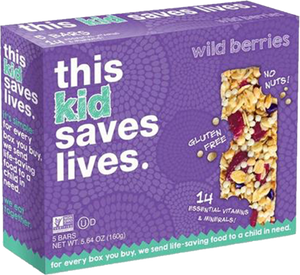 Kids Wild Berry