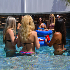 Pool Beer Pong Floating Rafts