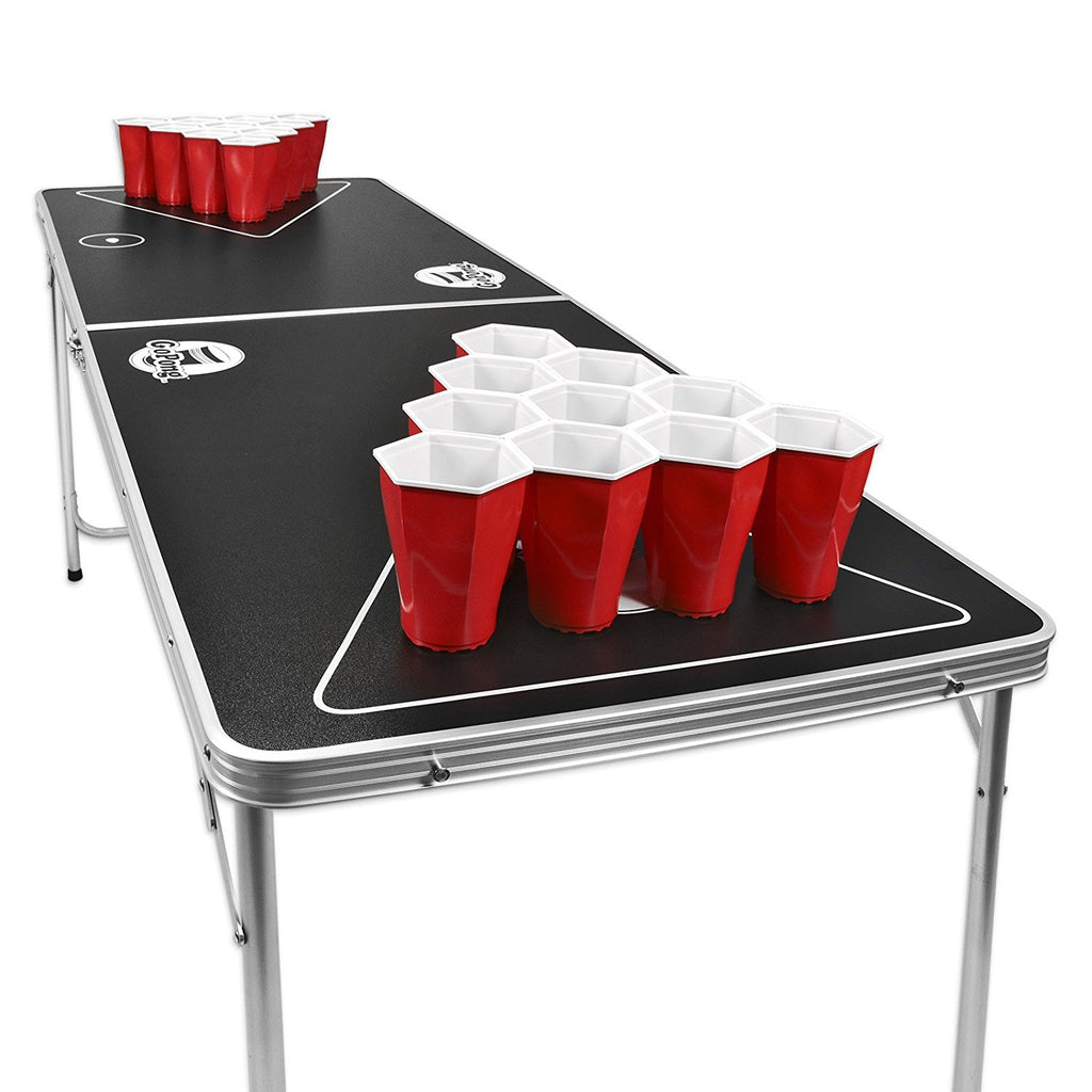 6 Foot Portable Beer Pong Table Beerpongtables Com