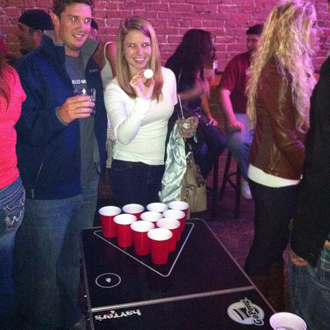 6 Foot Portable Beer Pong Table