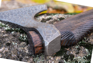 ancientsmithy axe Medieval Viking tomahawk