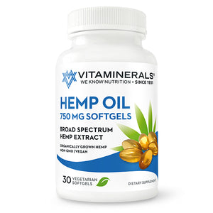 222 Hemp 750mg Softgels