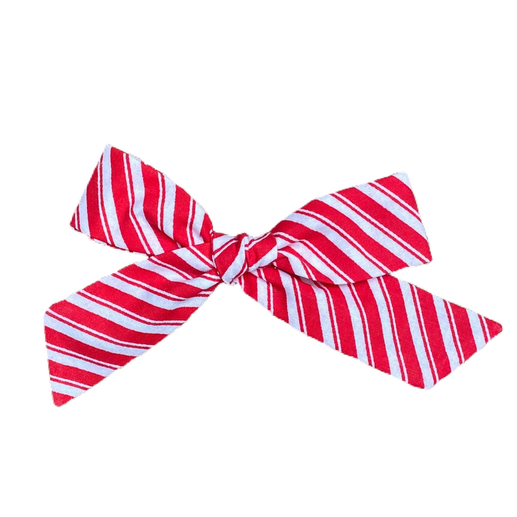 Candy Cane Stripe - Red and White