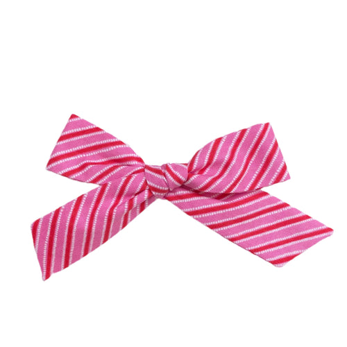 Candy Cane Stripe - Pink and White