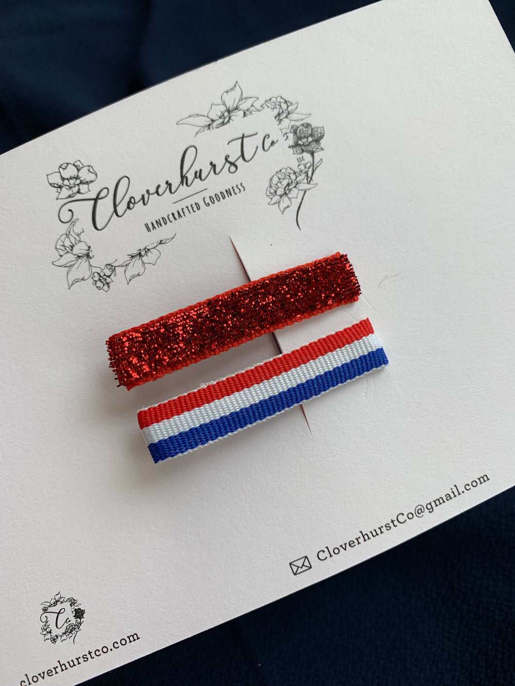 Clips - Patriotic Pair