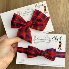 The Elijah Bowtie (adjustable neck tie) and Bow
