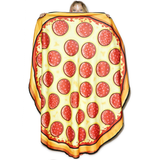 Huge Novelty Pizza Blanket