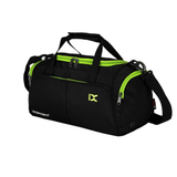 IX Travel Duffel Bag in the colour Black and Green