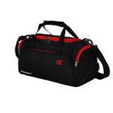 IX Travel Duffel Bag in the colour Black and Red