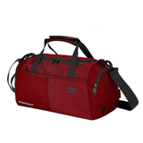 IX Travel Duffel Bag in the colour Red