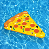 Inflatable Pizza Slice Pool Float