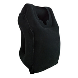 Ultimate Travel Pillow in the colour Black