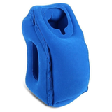 Ultimate Travel Pillow in the colour Blue