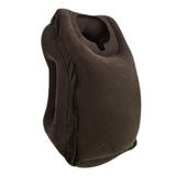Ultimate Travel Pillow in the colour Brown