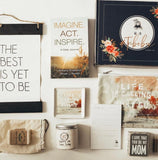 Best is Yet to Be Hanging Canvas Print