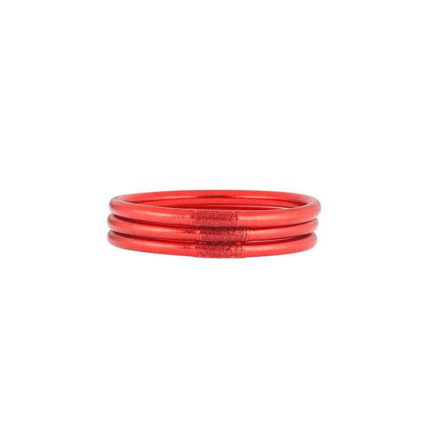 CRIMSON ALL WEATHER BANGLES® (AWB®) - SERENITY PRAYER