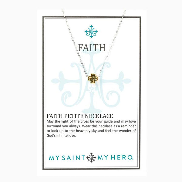 Faith Dainty Necklace