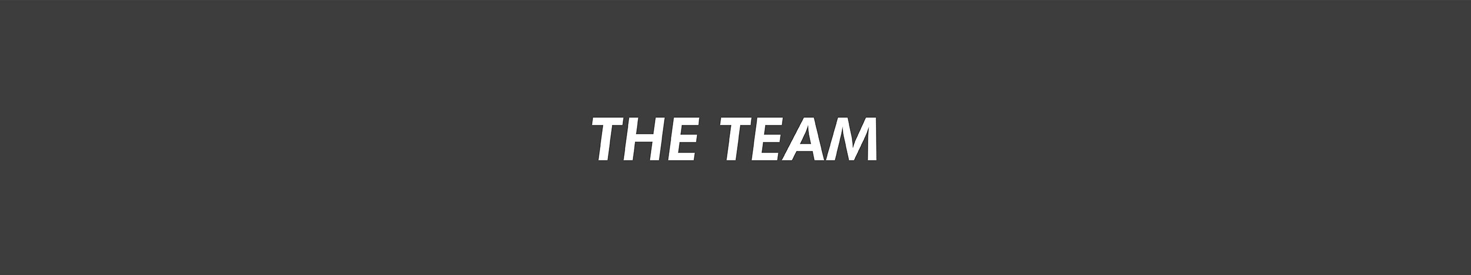 THE TEAM - Banner