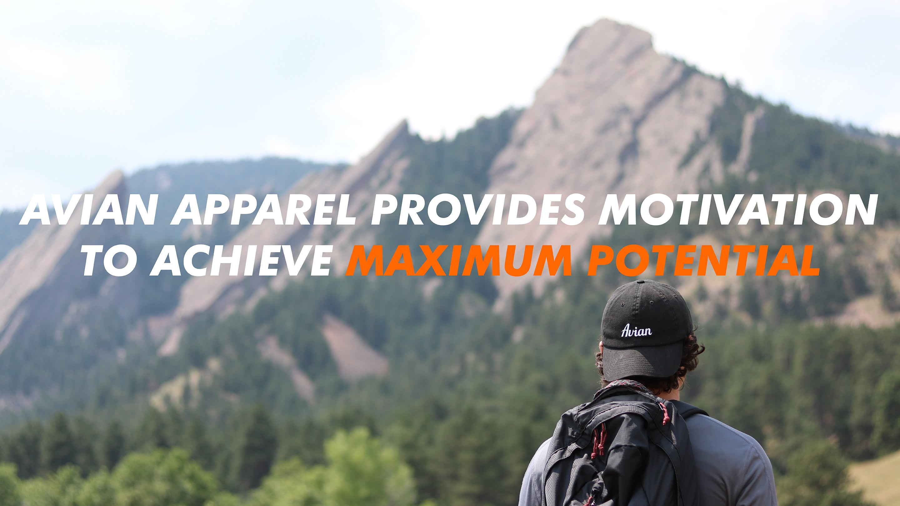 vision statement - Avian Apparel provides motivation to achieve MAXIMUM POTENTIAL