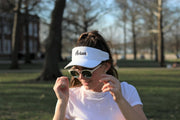 Classic Avian Visor - Avian Apparel #color_white