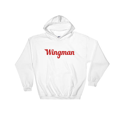 The Wingman Hoodie - Avian Apparel #color_white