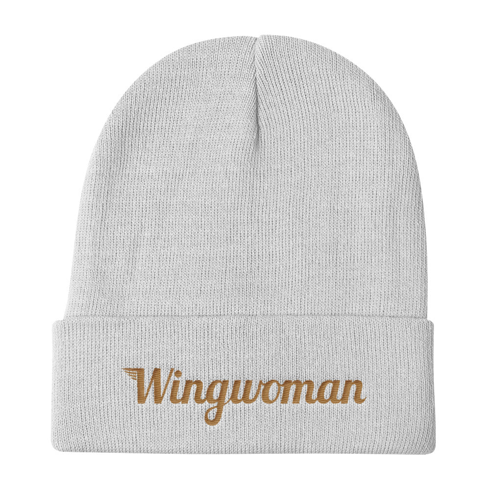The Wingwoman Stocking Cap