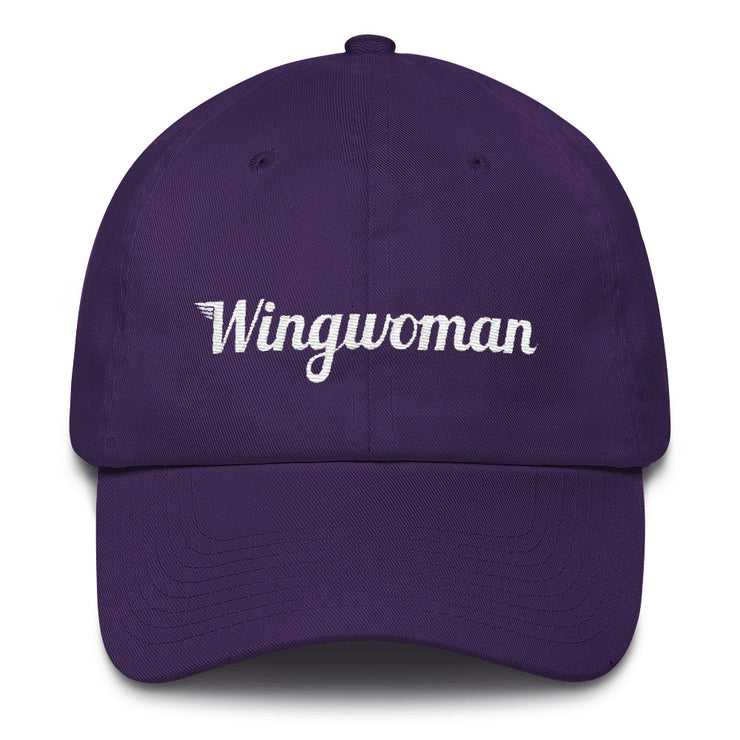 Wingwoman Baseball Cap - Avian Apparel
