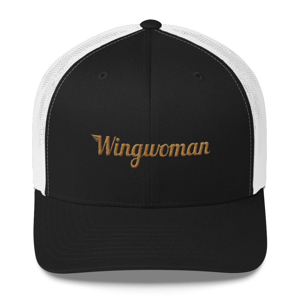 Wingwoman Trucker Cap