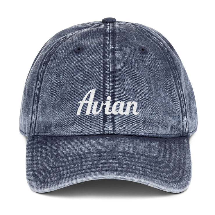 Classic Avian Vintage Baseball Cap - Avian Apparel