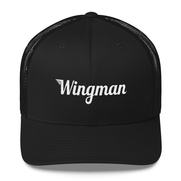 Wingman Trucker Cap - Avian Apparel