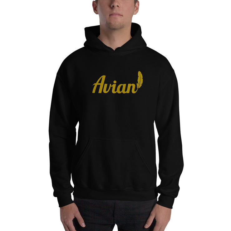 The Feathered Avian Hoodie - Founder&