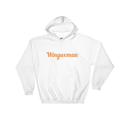 The Wingwoman Hoodie - Avian Apparel #color_white