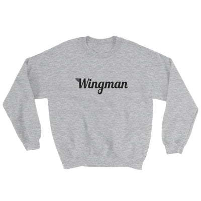 The Wingman Crew - Avian Apparel #color_athletic-grey