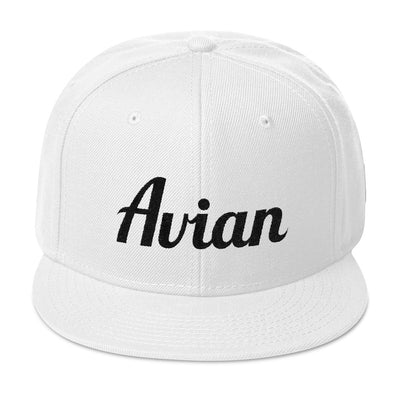 Classic Avian Snapback - Avian Apparel #color_white