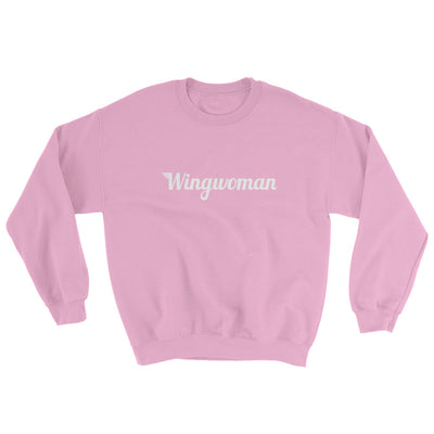The Wingwoman Crew - Avian Apparel #color_light-pink