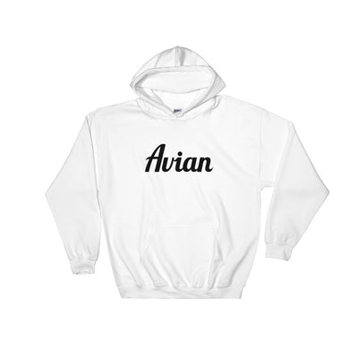 Classic Avian Hoodie (Unisex) - Avian Apparel #color_white