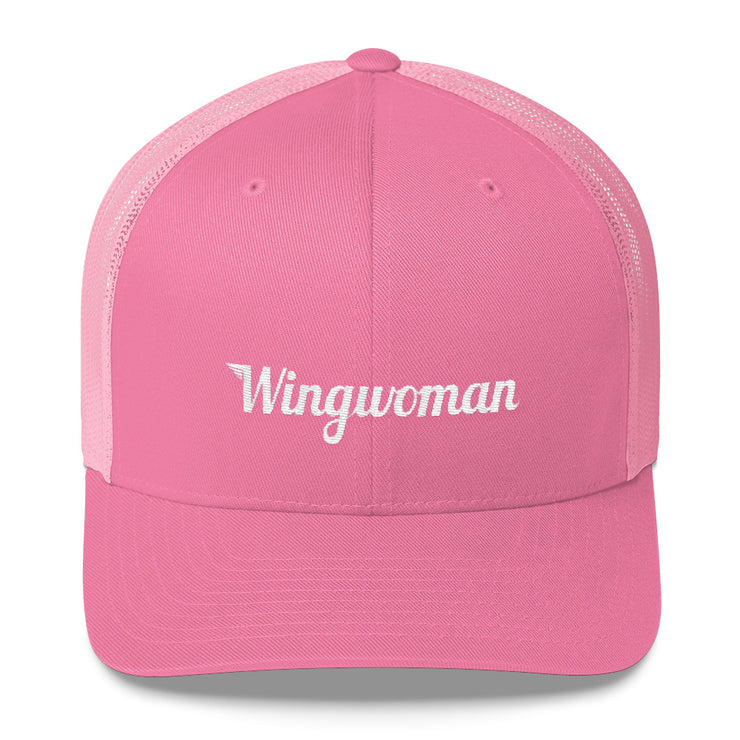 Wingwoman Trucker Cap - Avian Apparel