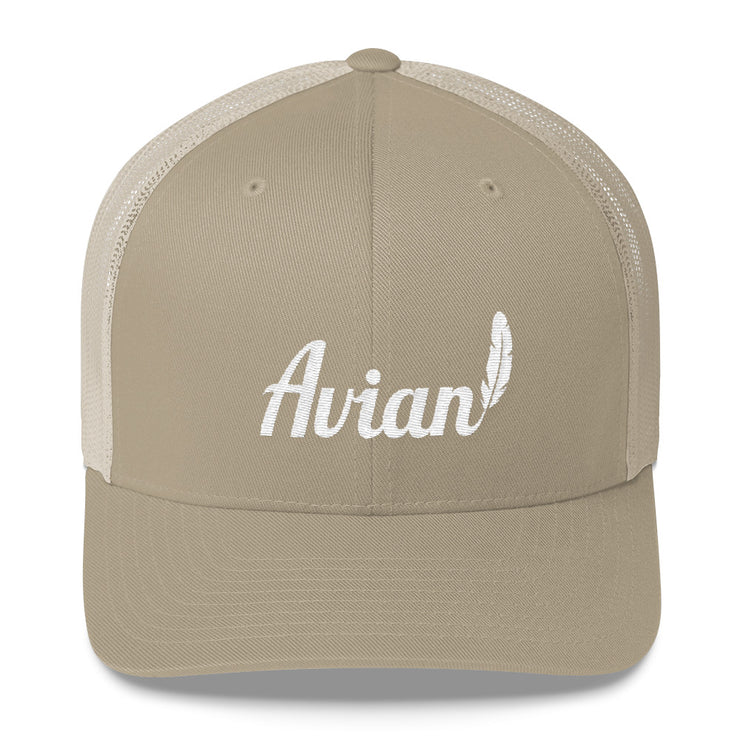 Feathered Avian Trucker Hat - Avian Apparel