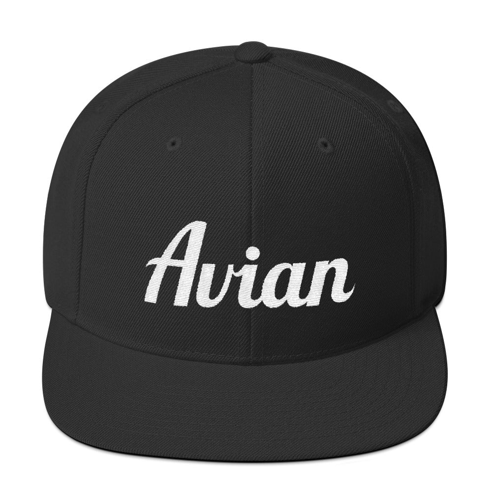 Classic Avian Snapback (Made Specially for Patty Anne Miller)