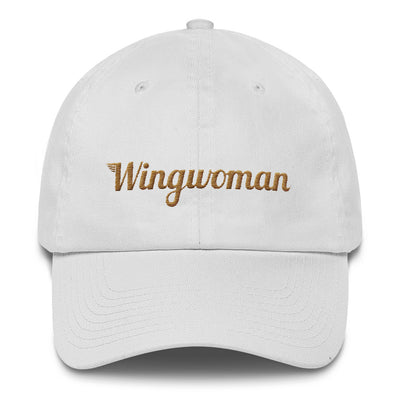 Wingwoman Baseball Cap - Avian Apparel #color_white