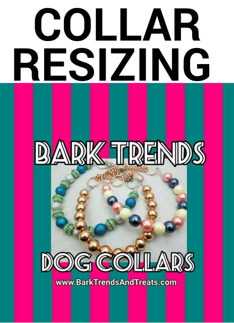 Collar Re-Sizing