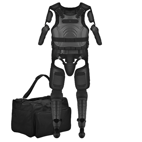 Monitor Full Body Suit w/ Fire Retardant