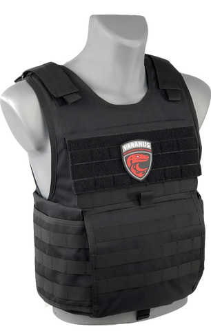 Varanus Quick Release TACTICAL GEN2 Vest with IIIA Ballistic Panel