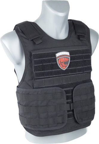Buy online Premium Quality highly resistant Varanus TACTICAL GEN 1 Vest with IIIA Ballistic Panel - Varanus